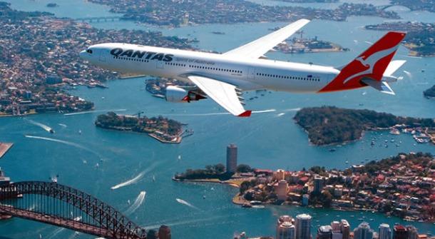 Kết quả hình ảnh cho Hãng hàng không Qantas