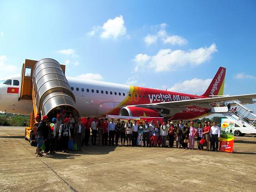 Sân bay Thọ Xuân Thanh Hóa - Phòng bán vé