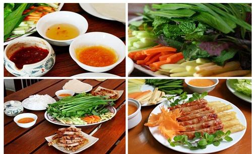 Các món ăn đặc sản tại Nha Trang