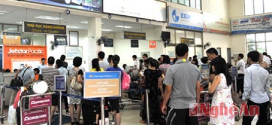 Vé máy bay Vinh Sài Gòn Vé máy bay Vinh Sài Gòn