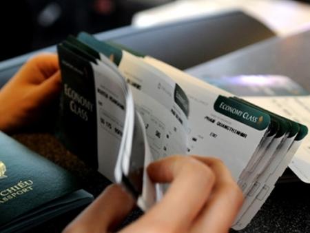 Giao vé miễn phí tại quận Tân Bình Giao vé máy bay miễn phí tại quận Tân Bình