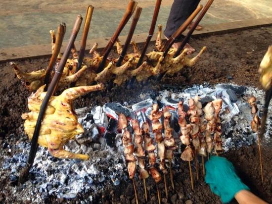 vé máy bay đi Gia Lai Độc đáo hương vị ẩm thực phố núi Pleiku