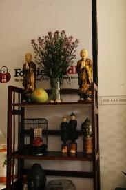 Bếp chay của hút khách Sài Gòn Bếp chay của Phạm Hồng Phước hút khách Sài Gòn