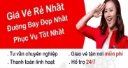 Vé máy bay giá rẻ ở Huyện Trực Ninh tỉnh Nam Định Đại lý vé máy bay tại huyện Trực Ninh