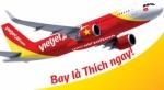 Vietjet Air khuyến mãi Dịch vụ thanh toán vé máy bay Vietjet Air ở Thanh Hóa
