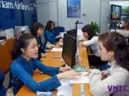 Vé máy báy Pleiku Sài Gòn Vietnam Airlines Vé máy bay từ Pleiku đi Sài Gòn của Vietnam Airlines