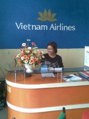 Vé máy báy Tam Kỳ Sài Gòn Vietnam Airlines Vé máy báy từ Tam Kỳ đi Sài Gòn của Vietnam Airlines