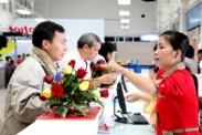 Vé máy báy Buôn Ma Thuột Sài Gòn Vietnam Airlines Vé máy bay từ Buôn Ma Thuột đi Sài Gòn của Vietnam Airlines