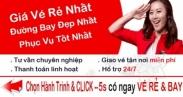 Vé máy bay Tiền Giang Hải Phòng Cách mua vé máy bay giá rẻ đi Hải Phòng ở Tiền Giang