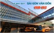 Vé máy bay Sài Gòn Vân Đồn của Jetstar