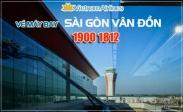 Hướng dẫn đặt vé máy bay Sài Gòn Vân Đồn của Vietnam Airlines giá rẻ Vé máy bay Sài Gòn Vân Đồn của Vietnam Airlines