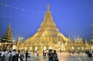 Vé máy bay đi Yangon Vé máy bay đi Yangon