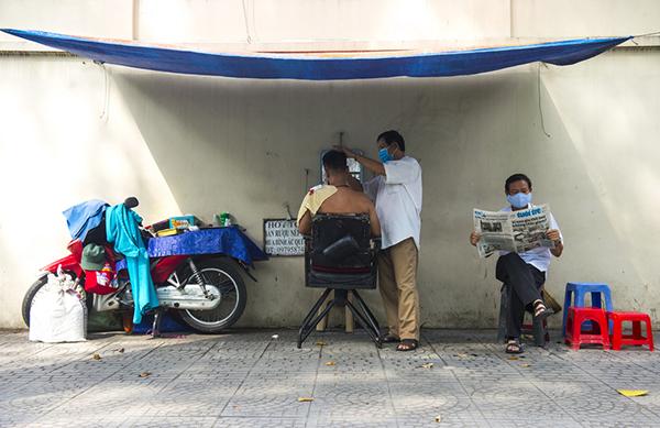 Sau cách ly, Sài Gòn vẫn còn nghỉ ngơi yên bình lạ thường - Ảnh 5.