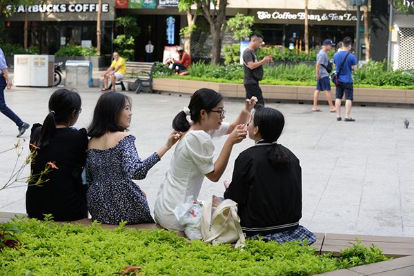 Sau cách ly, Sài Gòn vẫn còn nghỉ ngơi yên bình lạ thường - Ảnh 11.